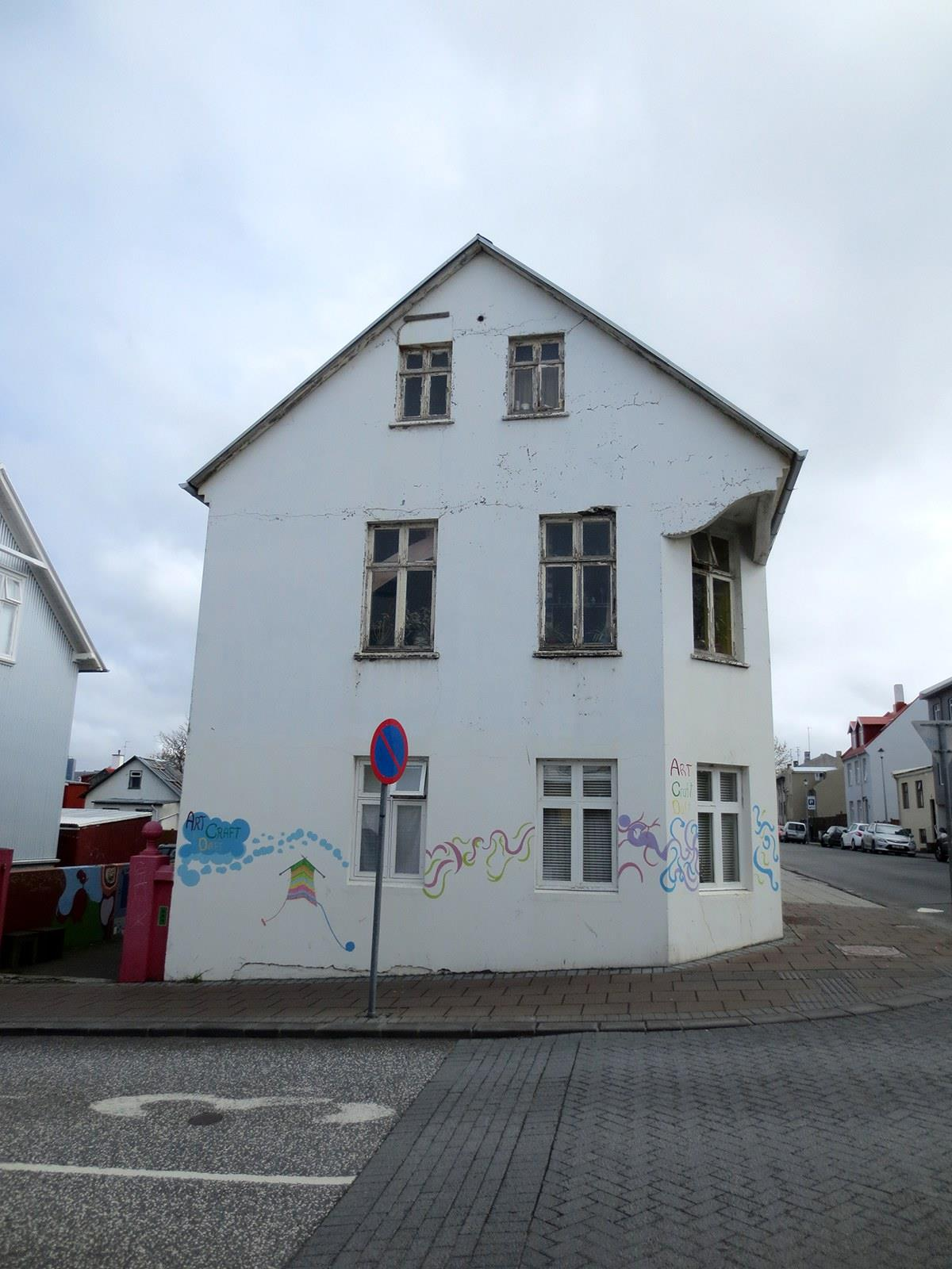 A Reyjavik house