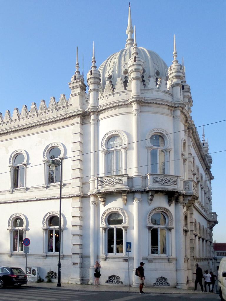 Embaixada Exterior