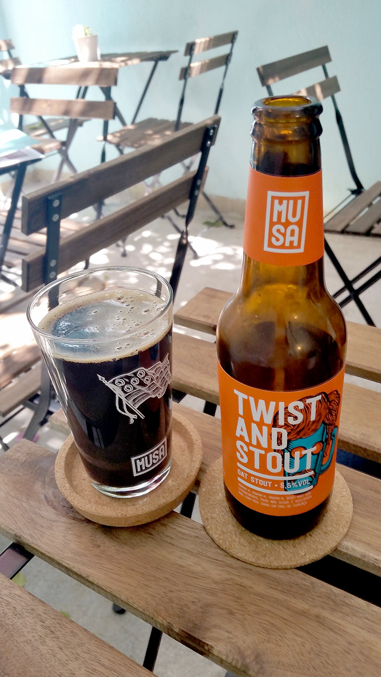 """Twist and Stout"""