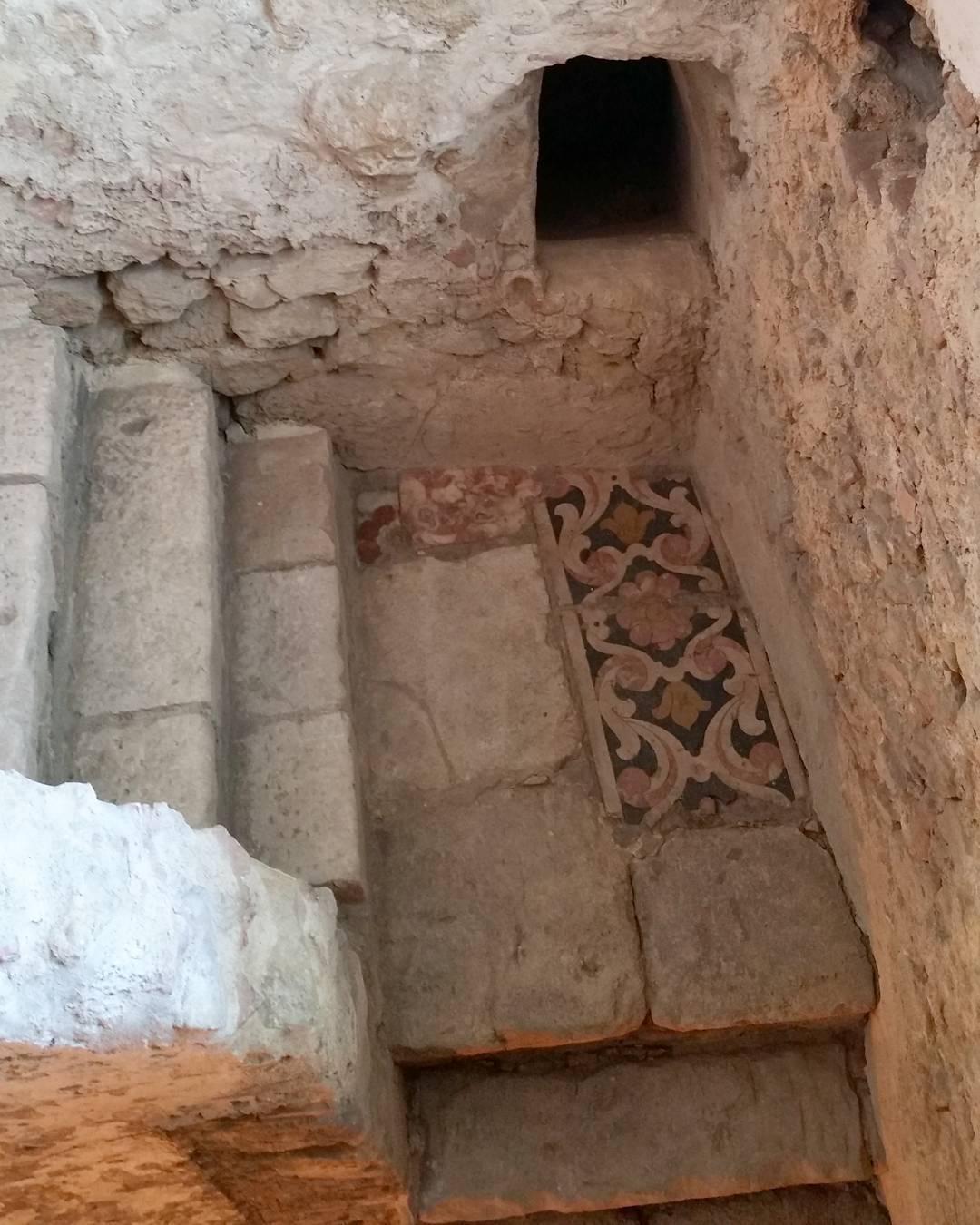 17th Century Steps