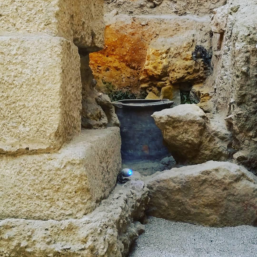 Roman Clay Drainage System