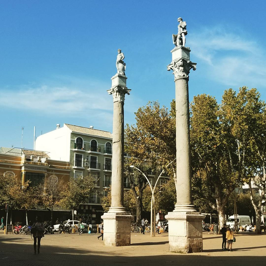 The Roman Pillars
