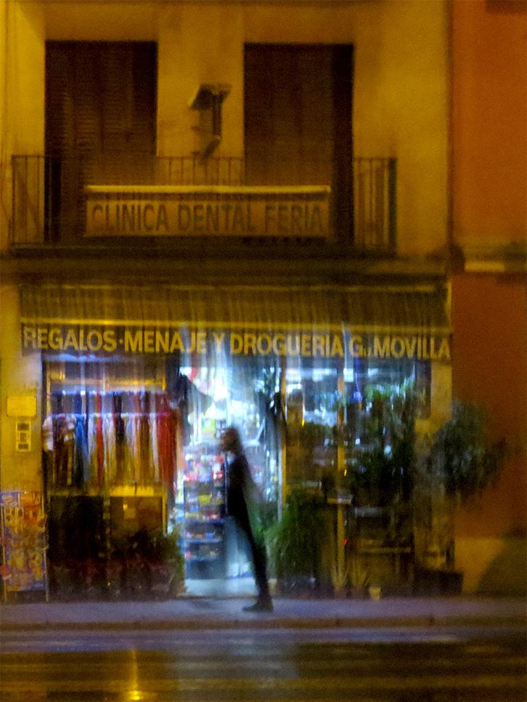 A Blur on Feria