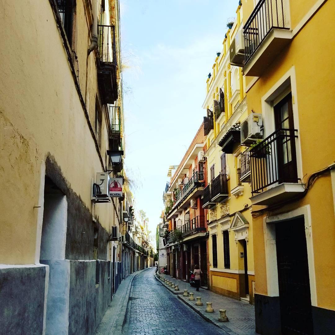 Calle Fray Diego De Cádiz