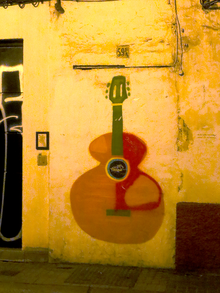 Luthier Mural