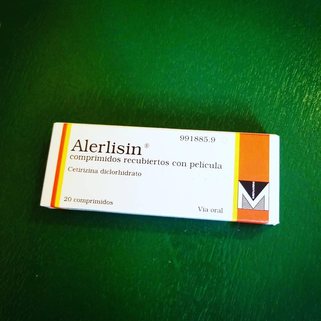 Allergy Pills