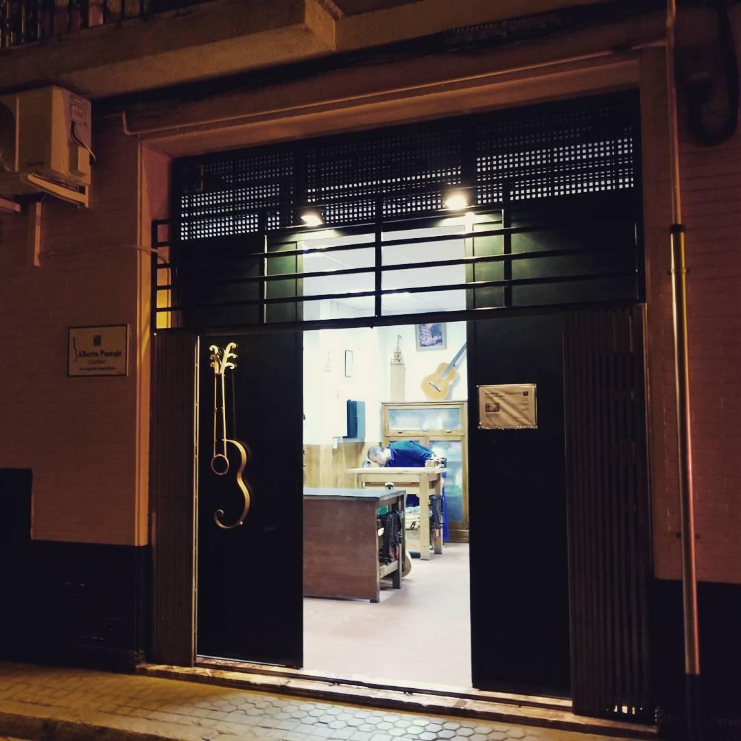 Alberto Pantoja Workshop