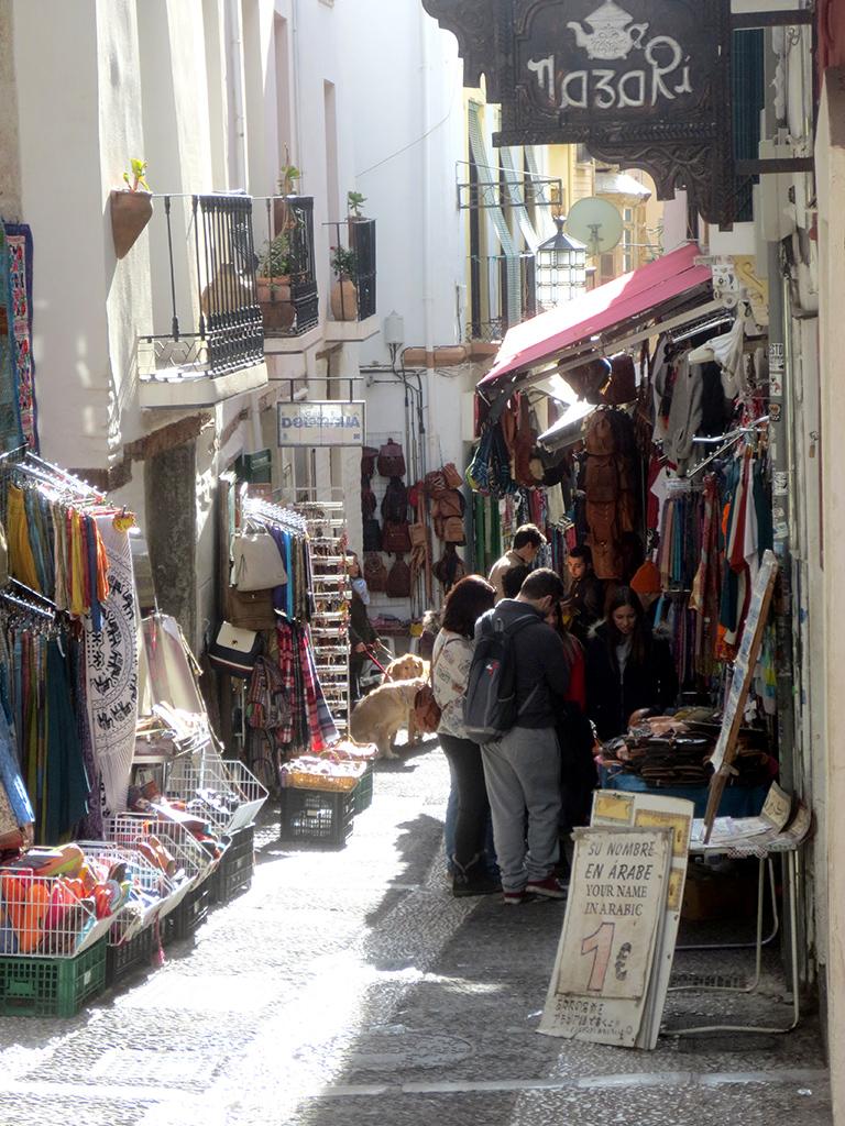Calle Calderería Nueva