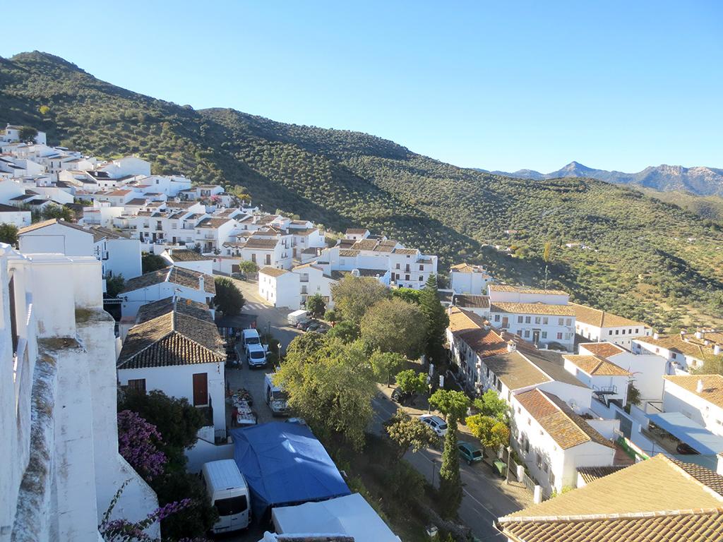 Pueblos Blancos, Spain