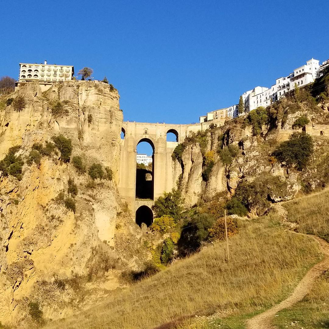 Ronda and the Puente Nuevo