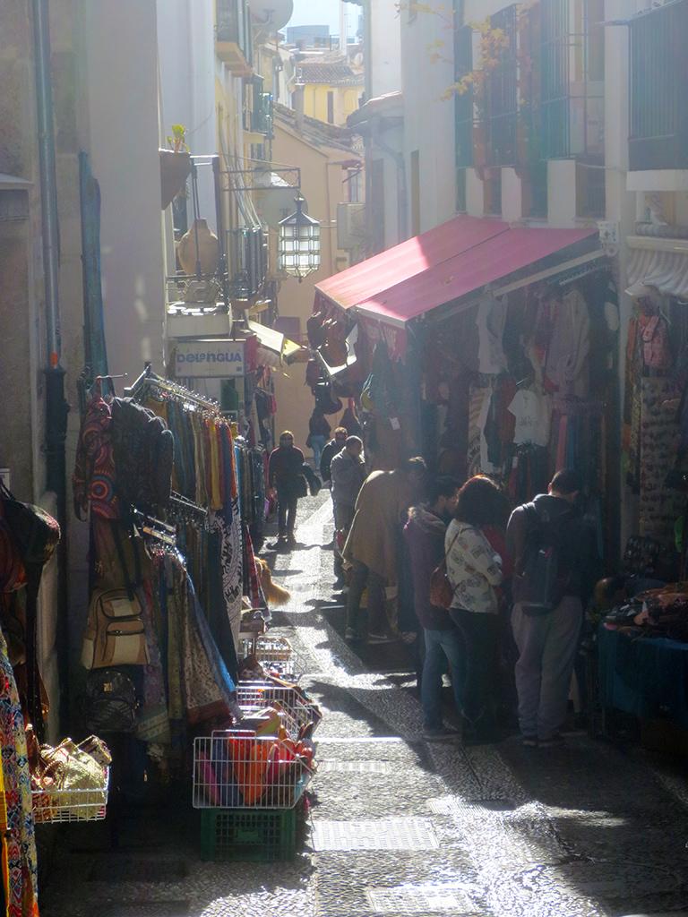Calle Calderería Vieja