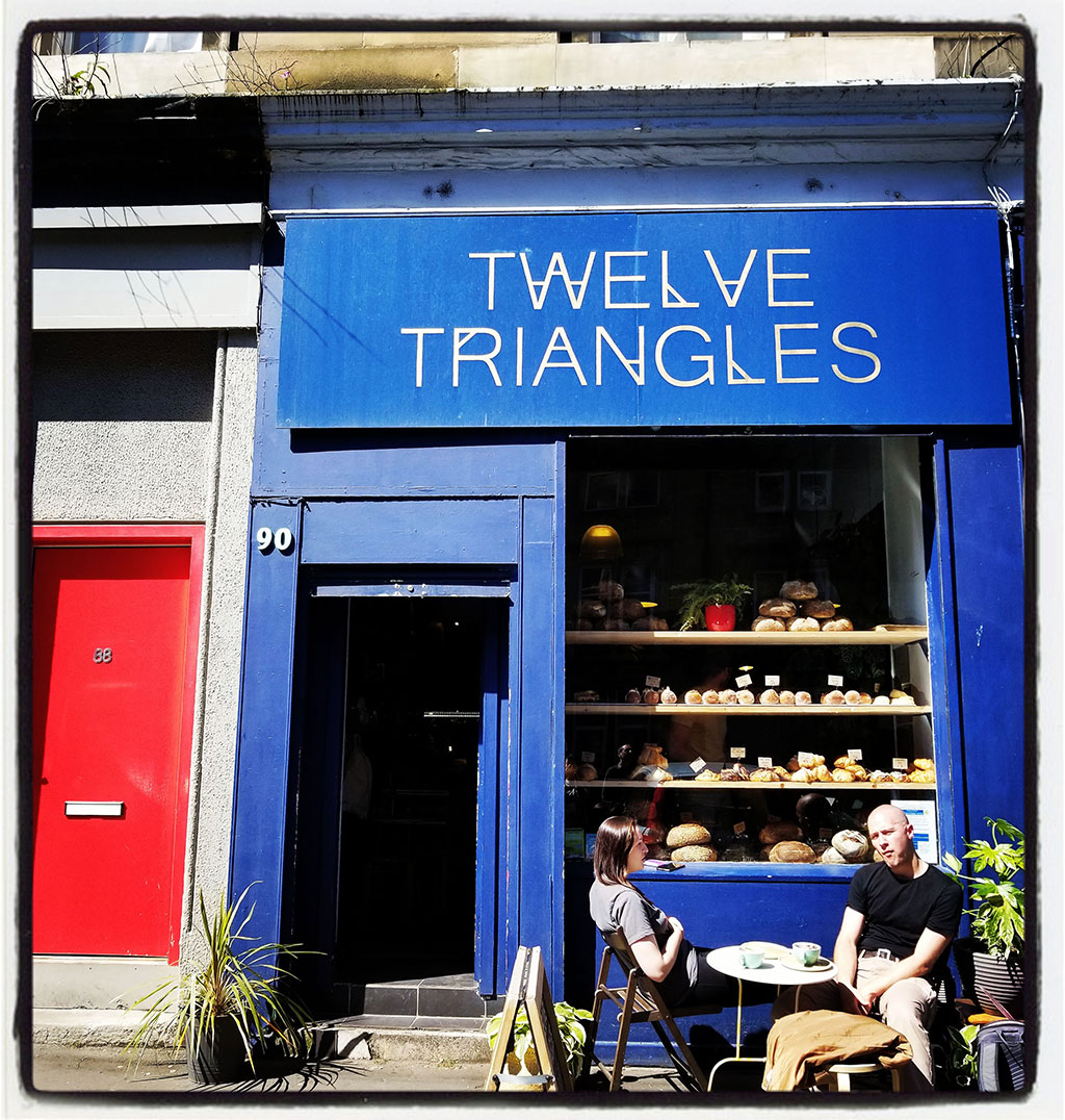 Twelve Triangles Bakery & Coffee Shop