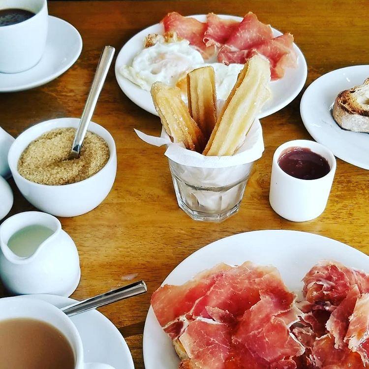 Serrano & Manchego Breakfast