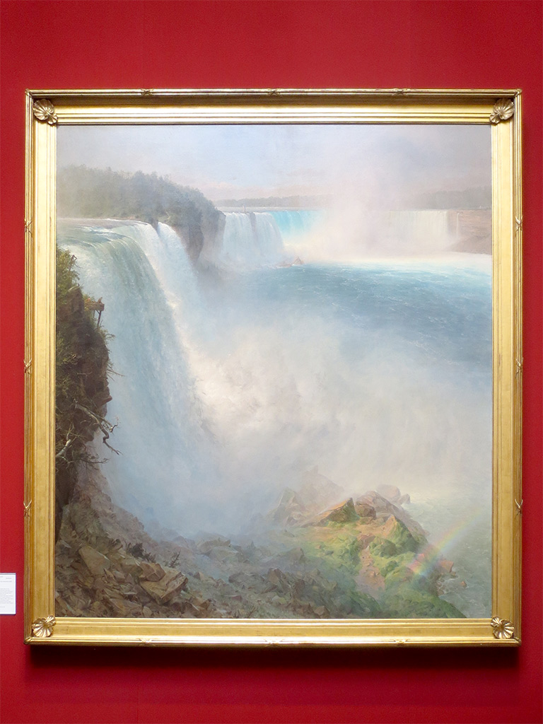 """Niagara Falls, From the American Side"""